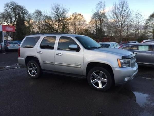 2010 *Chevrolet* *Tahoe* *4WD 4dr 1500 LT* Sport Utility
