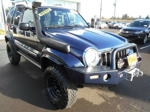 2006 *Jeep* *Liberty* *Limited* Sport Utility *4x4* *4wd* *diesel*