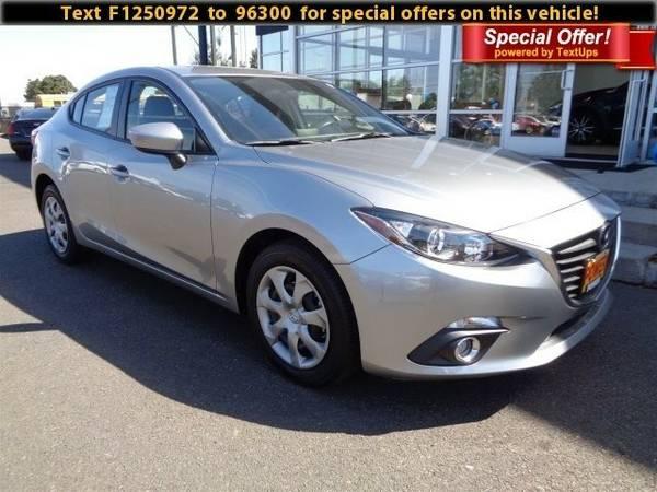 2015 *Mazda* *Mazda3* *i Sport* 4dr Car