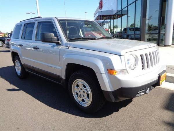 2014 *Jeep* *Patriot* *Sport* Sport Utility