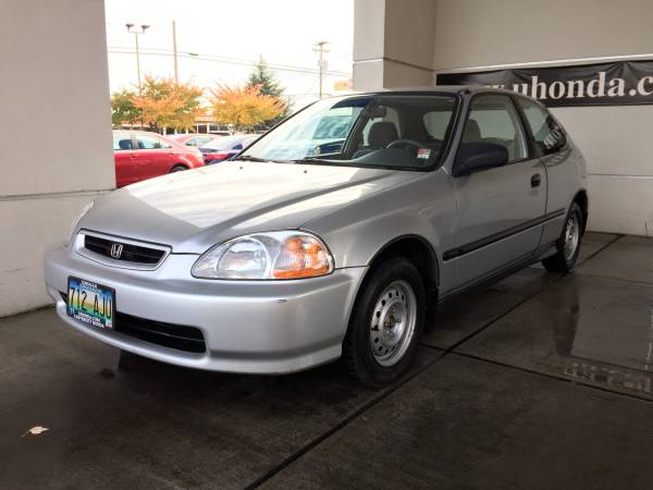 1996 Honda Civic DX Hatchback-------FINANCING AVAILABLE----------