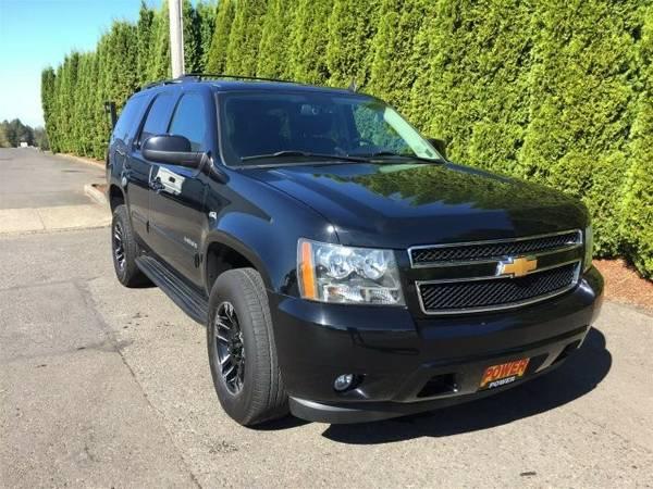 2014 *Chevrolet* *Tahoe* *LT* Sport Utility *4x4* *4wd*