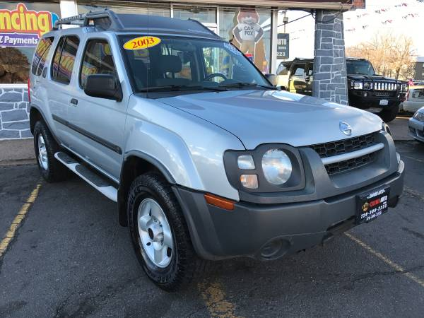 2003 Nissan Xterra SE 4WD/AWD 1 Owner/ 45 Service Records!