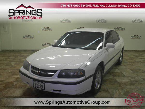 2004 *Chevrolet* *Impala*