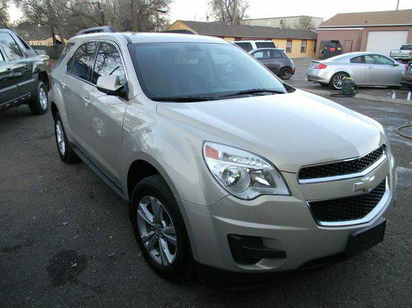 2011 *Chevrolet* *Equinox* LTZ AWD 4dr SUV -📞Instant Approval