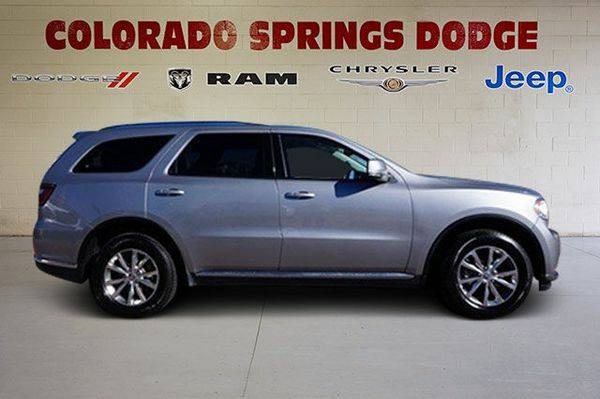 2015 *Dodge* *Durango* Limited AWD