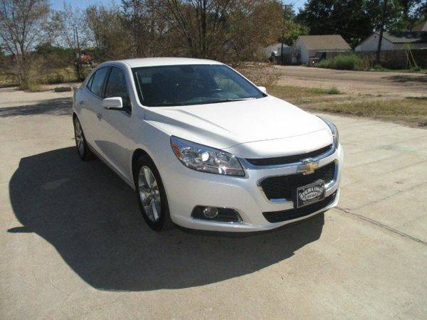 2015 *Chevrolet* *Malibu* 4dr Sdn LTZ w/1LZ - CALL/TEXT TODAY!