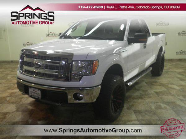 2013 *Ford* *F-150* *F 150* *F150* SUPER CAB