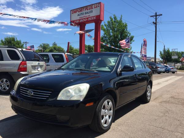 2006 Kia Optima 5-Speed Clean & Quick - Financing Available