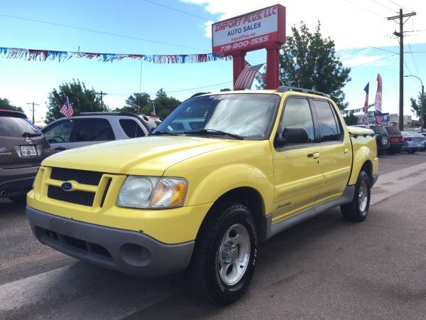 2002 Ford Explorer SportTrac 4WD 4 Door - Financing Available