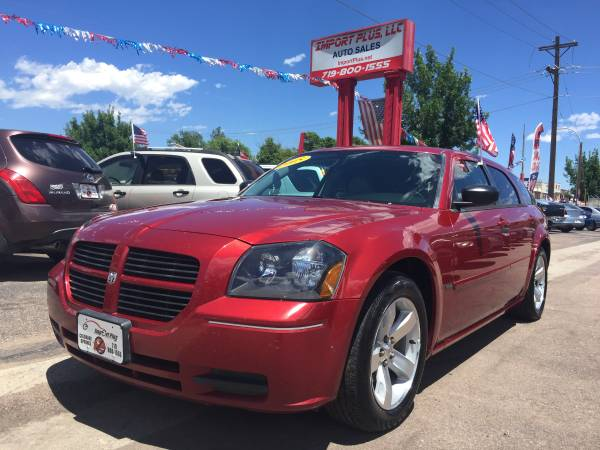 2005 Dodge Magnum SXT Wagon Leather- Financing Available