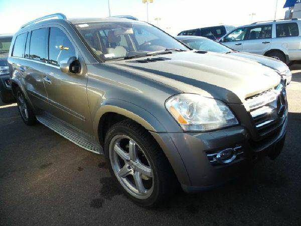 2009 *MERCEDES-BENZ* *GL550* 550 4MATIC PREMIUM