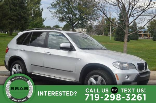2008 BMW X5 3.0si 3.0 V6 Loaded! Very clean