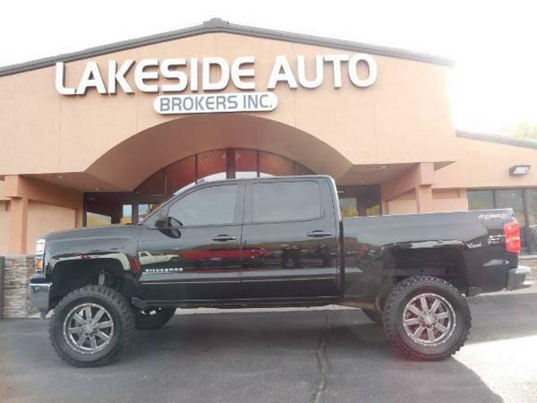 2015 Chevrolet Silverado 1500 LT **LOA**