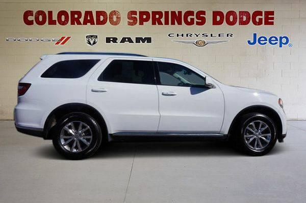2015 *Dodge* *Durango* Limited