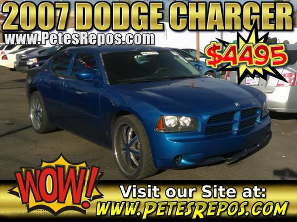 2007 Dodge Charger Custom For Sale - 07 Check it Out