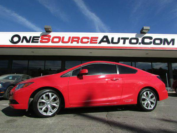2012 *HONDA* *CIVIC* SI COUPE