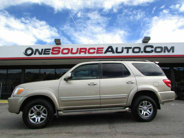 2005 *TOYOTA* *SEQUOIA* LIMITED