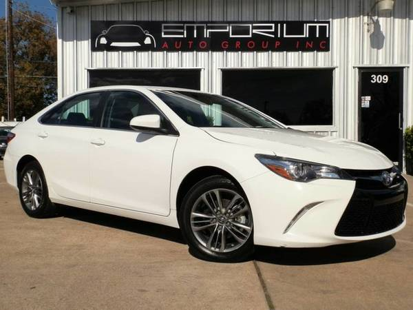 2016 Toyota Camry - Call