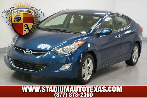 2013 *Hyundai* *Elantra* ~ Over 500 vehicles to choose from ~