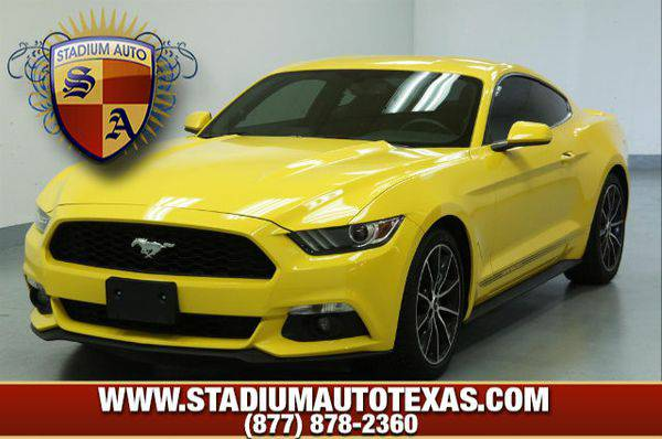 2015 *Ford* *Mustang* ~ Over 500 vehicles to choose from ~