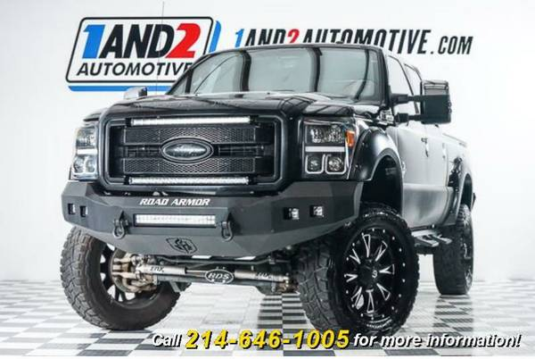 2015 Ford F-250 SD **Powerful Turbo Engine**Rugged Off Road Styl...