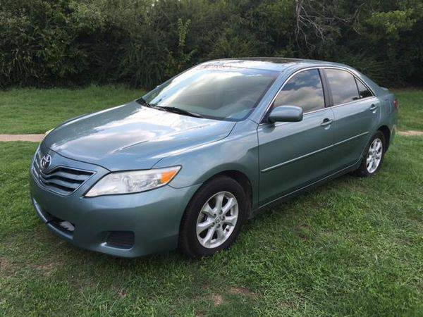2011 *Toyota* *Camry* LE 4dr Sedan 6A -GOOD CREDIT, BAD CREDIT‼&