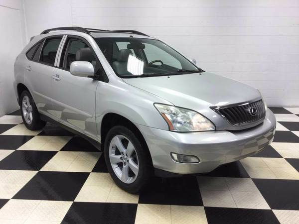 2008 LEXUS RX 350 SUPER LOW MILES! LEATHER! SUNROOF! OLD MAN OWNED!