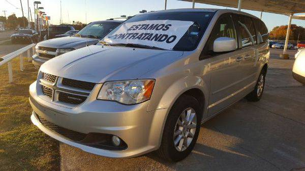 2011 *Dodge* *Grand* *Caravan* R/T - (Buy Here Pay Here)