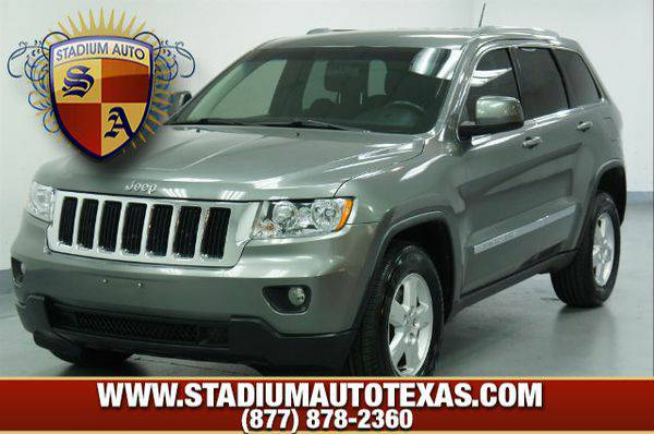 2012 *Jeep* *Grand* *Cherokee* ~ Over 500 vehicles to choose from ~