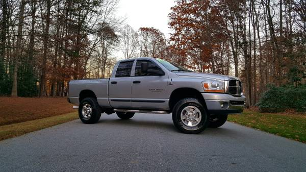 2006 Dodge Ram 2500 Cummins Turbo Diesel 4x4 Special Edition