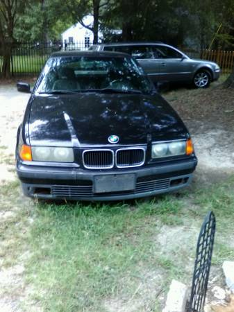 selling 1995 bmw 318ti