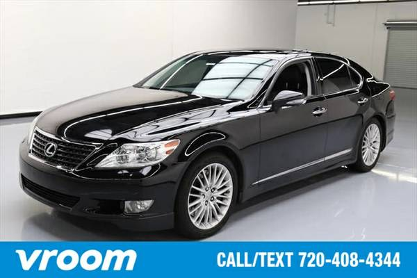 2010 Lexus LS 460 7 DAY RETURN / 3000 CARS IN STOCK