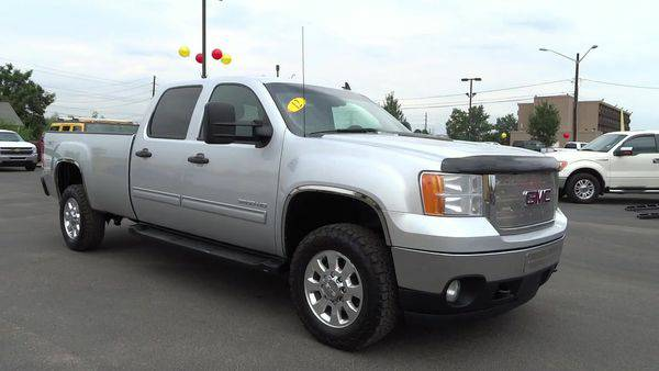 2012 *GMC* *Sierra* *3500HD* K35 SLE *Call for info/finan