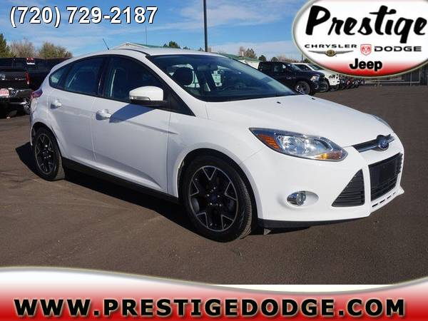 2013 *Ford* *Focus* *SE* 2.0L Leather Seats Keyless Entry Bluetooth 13