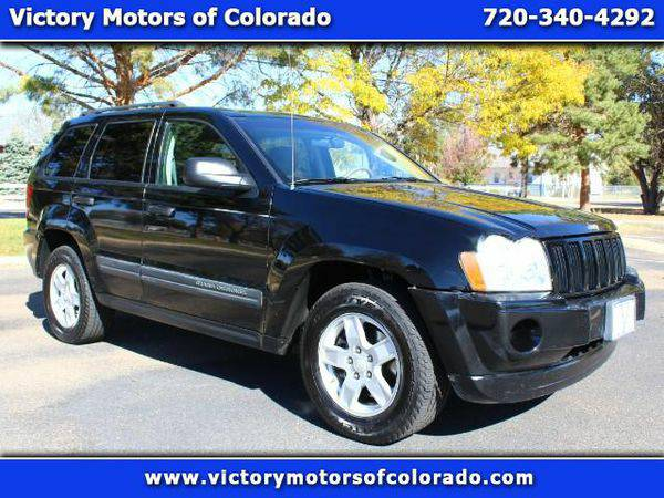 2006 *Jeep* *Grand* *Cherokee* Laredo 4WD - Over 500 Vehicles to Choos