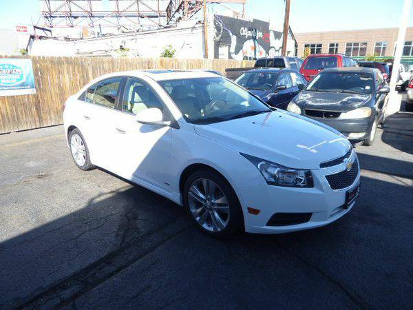 2014 *Chevrolet* *Cruze* LTZ - Call or TEXT! Financing Available!