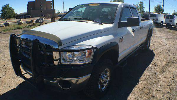 2009 *Dodge* *Ram* *2500* Q *Call for info/financing