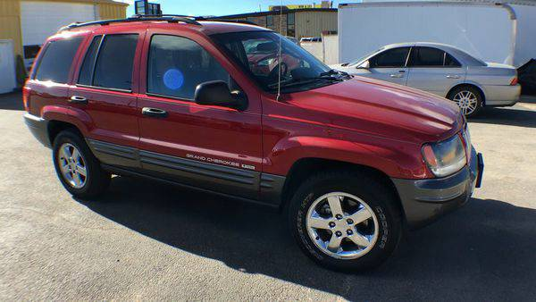 2004 *Jeep* *Grand* *Cherokee* Laredo *Call for info/fina