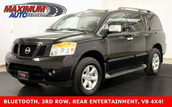 2010 *Nissan* *Armada* SE - Call or TEXT! Financing Available!