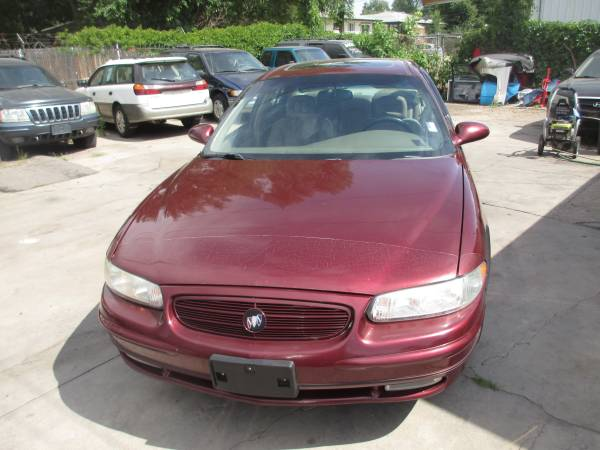 2002 BUICK REGAL LS 3.8 V6 SHARP SEDAN