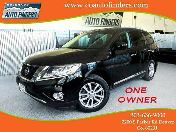2014 *Nissan* *Pathfinder* SL 4WD - Call or TEXT! Financing Available!