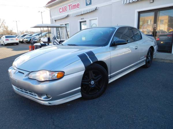 2005 Chevrolet Monte Carlo Super Charged