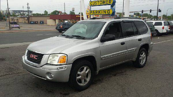 2004 *GMC* *Envoy* SLE 4WD 4dr SUV **Guaranteed Credit Approval**