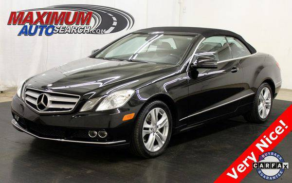 2011 *Mercedes-Benz* *E-Class* E350 - Call or TEXT! Financing Availabl