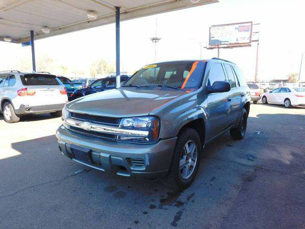 2004 *Chevrolet* *TrailBlazer* -🚘- PMTS. STARTING @ $80/WEEK!