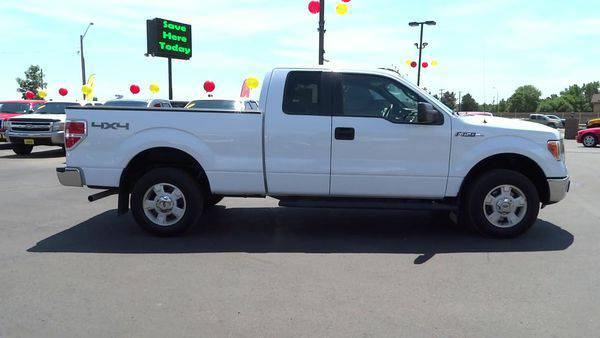2014 *Ford* *F-150* *F 150* *F150* XLT 4x4 *Call for info