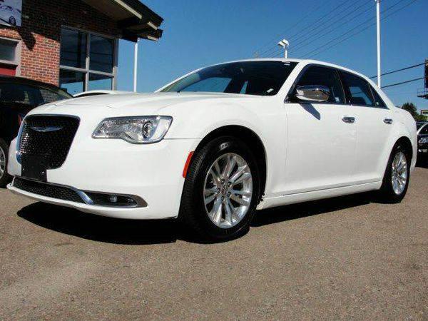 2016 *Chrysler* *300* C 4dr Sedan *** Spoil yourself!