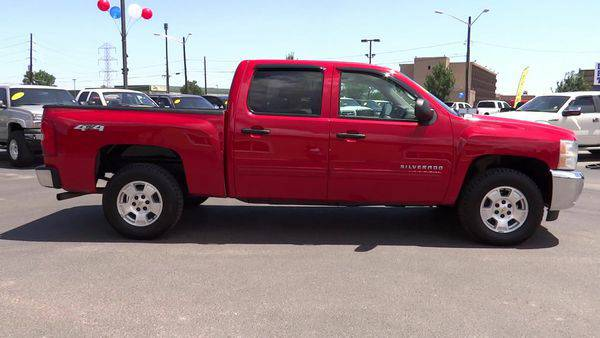 2012 *Chevrolet* *Silverado* *1500* LT *Call for info/fin