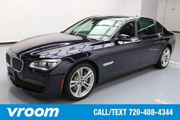 2013 BMW 7-Series 750Li 4dr Sedan Sedan 7 DAY RETURN / 3000 CARS IN ST